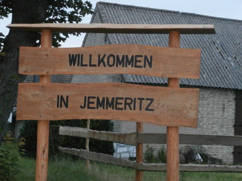 Willkommen in Jemmeritz